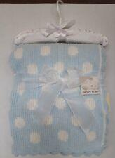 New ListingNursery Rhyme Belk Soft Knit Blue Baby Blanket