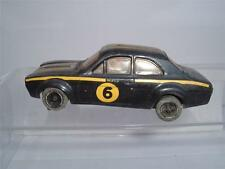 SCALEXTRIC FORD ESCORT RS 1600 VINTAGE NEEDS SOME TLC NO BUMPERS VINTAGE C PICS