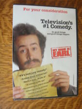 "MY NAME IS EARL EMMY FYC DVD 2episodes ""pilot"" & ""Joys Wedding"" Jason Lee"