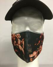 (PACK OF 20) NEW ADULT/ TEENAGERS SUBLIMATED FACE MASK MADE OF POLYESTER FABRIC
