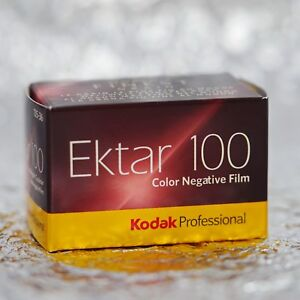 *NEW* Kodak Ektar 100 35mm film