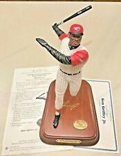 Ken Griffey Jr. Danbury Mint All-Star Figurine / Statue ~ Cincinnati Reds