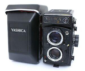 ✮ Yashica Mat 124 G 6x6 Mittelformat mit 80mm f/3.5 Obj + Tasche // vom Händler!