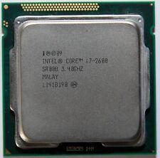 Intel Core i7-2600K 3.4GHz Quad-Core 8MB Sandy Bridge 1155 Processor