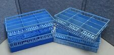8 Matchbox Car Case Blue Tray Inserts     RN