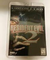 NEW Resident Evil 2  Game for Tiger Game.com FACTORY SEALED