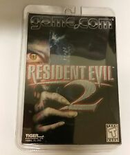 NEW Resident Evil 2  Game for Tiger Game.com FACTORY SEALED Crushed Box