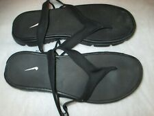Nike Women's Sandal  straps Black Beach Summer size 7
