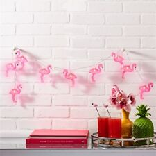 """Flamingo LED Battery Garland String Lightsa perfect trendy""""must have"""""""