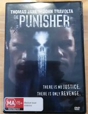 The Punisher - DVD - R4 - 2004 - Like New Free Postage