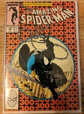 The Amazing Spider-Man #300 Signed  Todd McFarlane