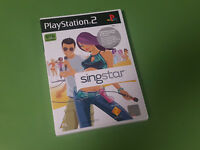 SingStar Sony PlayStation 2 PS2 Game - SCEE