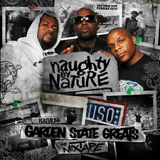 Naughty By Nature- Garden State Greats Mixtape CD NEW/SEALED