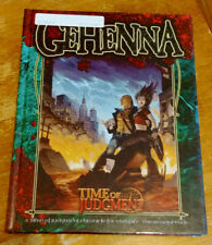World of Darkness - Gehenna -  Time of Judgment (2004) (NM) HC - Rare find!