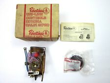 """NEW ROBERTSHAW MODEL SE5120 COMMERCIAL ELECTRICAL THERMOSTAT H2 60"""" CAPILLARY"""