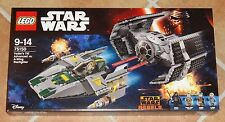 LEGO® Star Wars 75150 Vader's TIE Advanced vs A-Wing Starfighter new & sealed