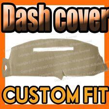 fits 1999-2001 CADILLAC ESCALADE DASH COVER MAT DASHBOARD PAD /  BEIGE COLOR