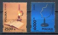 36016) Poland 1994 MNH Europa 2v