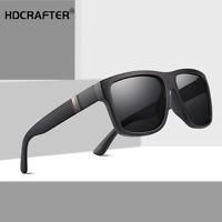 Men Polarized Sport Sunglasses Ourdoor Driving Fishing Square Fashion Glasses