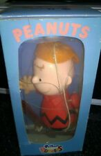 Vintage Pelmam Puppet Peanuts Charlie Brown Marionette Puppet Boxed