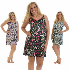 Satin Floral Plus Size Sleepwear for Women