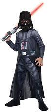Darth Vader Kids Costume Star Wars Photo Realistic Costume Size Small 4-6