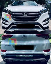 Dispositivi di protezione posteriori per Hyundai Tucson JM