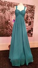 Superbe Robe de soirée/bal prestige longue de luxe Jade T40/42 Marque JJs House