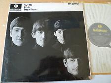 THE BEATLES With The Beatles LP Parlophone PMC 1206 5N/6N
