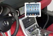 LEDELI Universal KFZ LKW Wohnwagen Auto Schwanenhals Halterung für Tablet PC