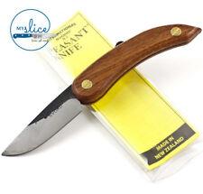 Svord Hardwood Peasant 3″ Knife - Folding / Camping / Hunting