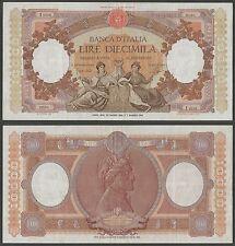 """REPUBBLICA ITALIANA - 10000 Lire """"Repubbliche Marinare"""" 24.03.1962  BB/SPL"""