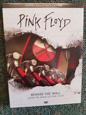 Pink Floyd Behind the wall DVD CD special edition - dark side of the moon GIFT