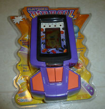 VINTAGE Manley Toy Quest Electronic Hand Held Pinball Video Game w/ Box & Manual