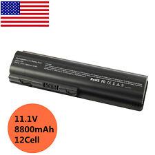 12Cell 8800mAh For HP BATTERY DV4 DV5 SPARE 497694-001 498482-001