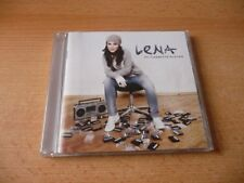 CD Lena-My cassette player - 2010 incl. satellite + Bee