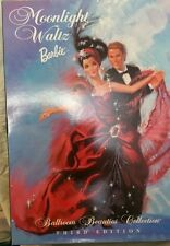 1997 Moonlight Waltz Barbie Limited Edition Ballroom Beauties Collection 14+