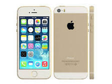 Apple iPhone 5S Gold 16GB Preowned+3 Months Seller Warranty Minor Dent+Scratch-B