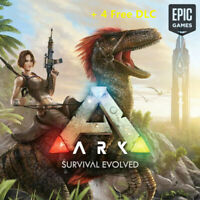 ARK: Survival Evolved - PC Online Game [EPIC GAMES] +4 Free DLC - Email Delivery