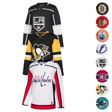 798702841 2017-18 NHL Adidas Authentic On-Ice Home Away Climalite Jersey Collection  Men s