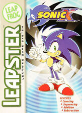 Sonic X (Leapster, 2005) Video Game Boy Girl Rating E Everyone Action Adventure
