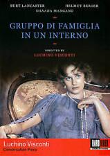 Gruppo di Famiglia in un Interno (DVD, 2012) New