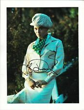 FAYE DUNAWAY Signed Photo - BONNIE and CLYDE