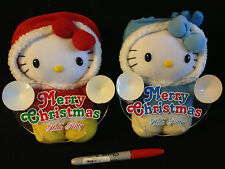 New Other~Choose One Christmas Window Sanrio Hello Kitty Plush From Japan