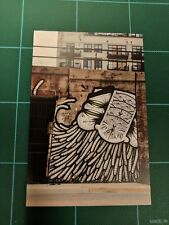 GATS Against the Grain Showcard Poster Street Art Mini Print Spoke Graffiti  2