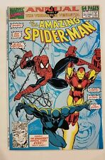 "Amazing Spider-Man Annual #25(MARVEL 1991)""1ST SOLO VENOM STORY"" NM/MT UNREAD"