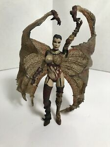 SPAWN THE NECROMANCER / The Dark Ages McFarlane Toys 1999 Action Figure Loose