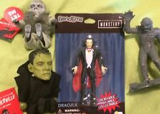CREATURE FROM THE BLACK LAGOON 4 figure lot Monsters Frankenstein Dracula Mummy