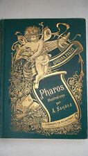 PHAROS piazzi 1886, 15 ill. de Sandoz