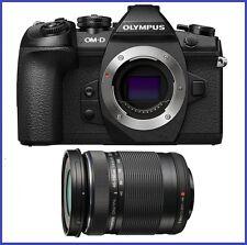 Olympus OM-D E-M1 Mark II Mirrorless Digital Camera w/ 40-150mm f/4.0-5.6 R Lens